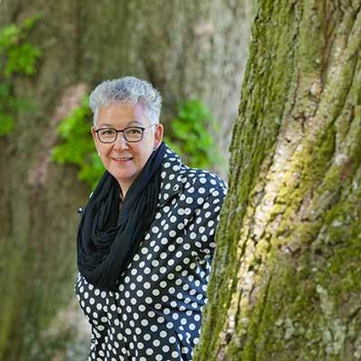 portret Joyce Himbrecht wandelcoach Dordrecht en Rotterdam